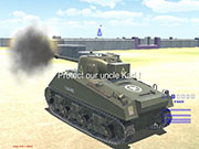Realistic Tank Battle Simulation
