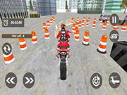Bike Parking Motorcycle Racing Adventure 3D