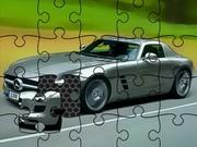 Fast German Cars Jigsaw