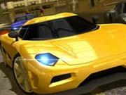 Auto Racing: Traffic
