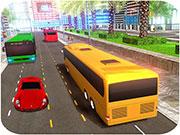 Coach Bus Simulator Game 2020