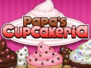 Papa's Cupcakeria